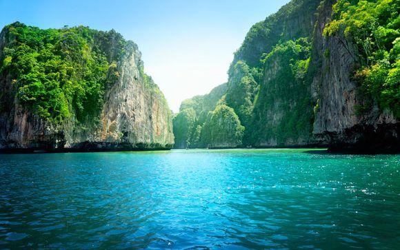 MAI HOUSE Patong Hill 5* e The Waters Khao Lak