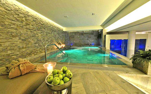 Boutique hotel 4* con spa tra le colline del Montefeltro
