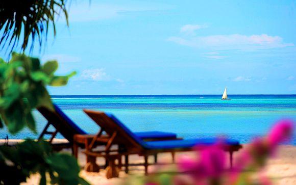 Zanzibar - Neptune Pwani Beach Resort & Spa 5*