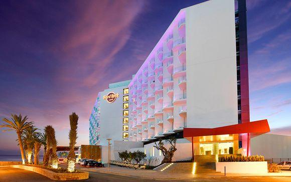 L'Hard Rock Ibiza Hotel 5*