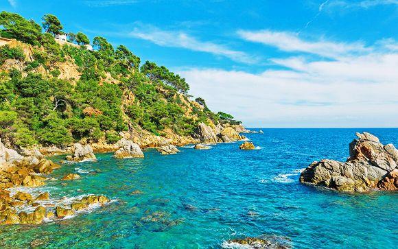 Lloret de Mar, relax e benessere in resort 4*
