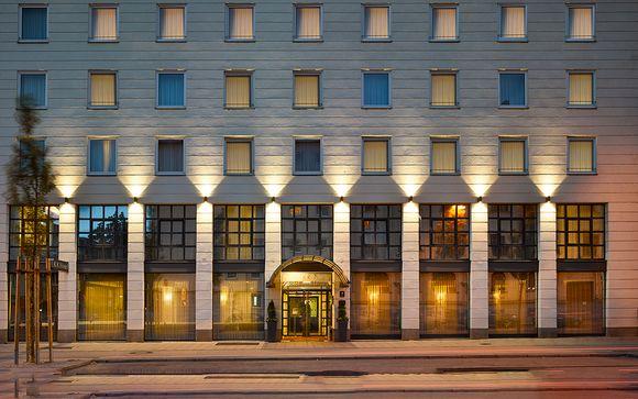 K+K Hotel Am Harras 4*