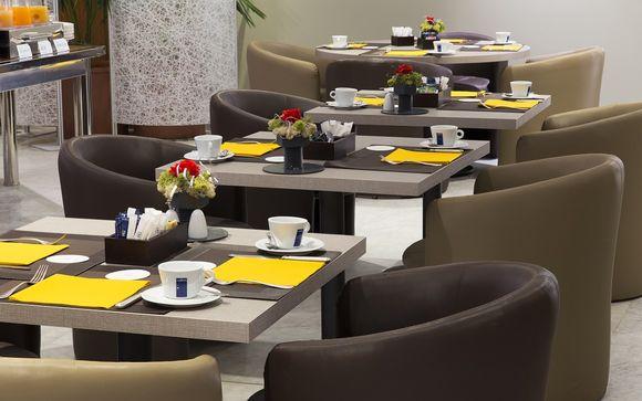 L'Hotel NH Torino Lingotto Congress 4*