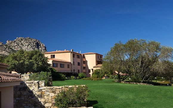 Hotel Rocce Sarde 4*