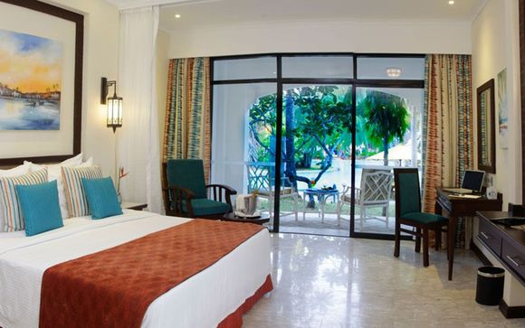 Bamburi Beach - Sarova Whitesands Beach Resort & Spa 4*