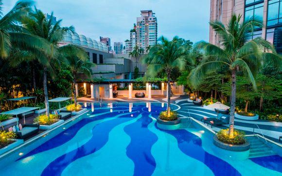 Bangkok - Chatrium Residence Sathorn Bangkok 4*