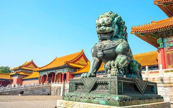 Tour da Pechino a Shanghai con 8 notti