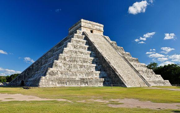 Autotour lungo il circuito Yucatan