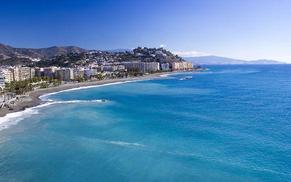 Relax sotto il sole dell'Andalusia a pochi passi dalla spiaggia
