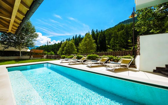 Villa di Bosco Hotel Apartments Wellness 4*