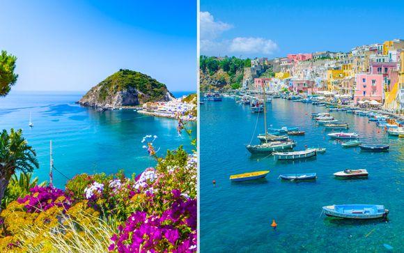 Tour Ischia, Capri e Procida