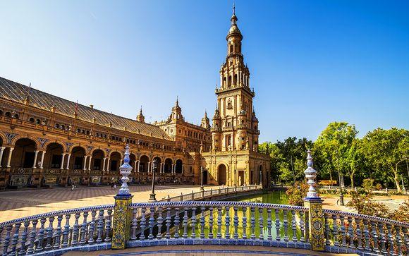 Hotel M.A. Sevilla Congresos 4*