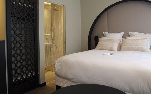 Il Best Western Hotel La Joliette 4*