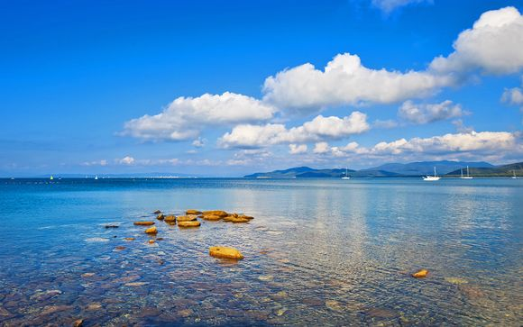 Wellness Resort immerso nel verde con spiaggia privata