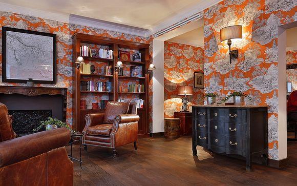 R. Kipling Hôtel 4*