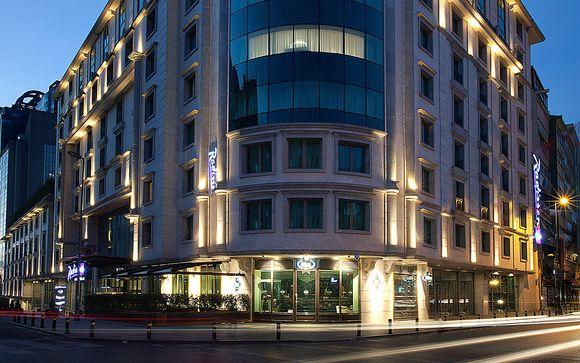 Il Radisson Blu Hotel Istanbul Sisli 5*