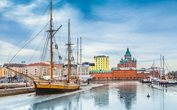 Helsinki & Stockholm City Break