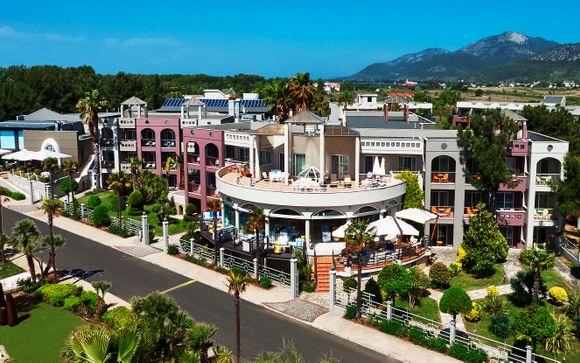 L'Ilio Mare Thassos Resort Hotel 5*
