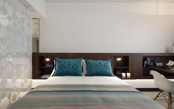 Lisbona - Hotel Inspira Santa Marta 4*