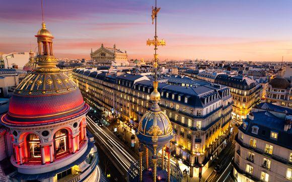 Charme parigino a due passi da Opéra Garnier