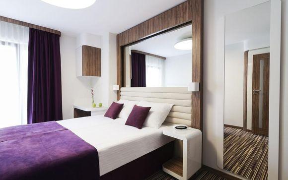 Cracovia - Il Metropolis Design Hotel 4*