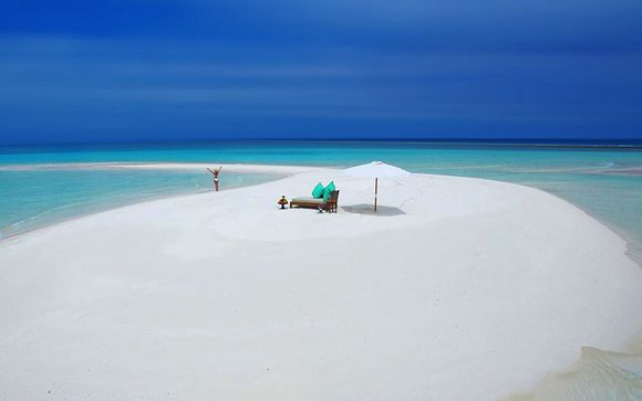 Maldive, All Inclusive e relax a 5* in design hotel