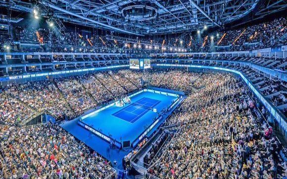Londra, 4* e biglietti esclusivi per le finali dell'ATP World Tour