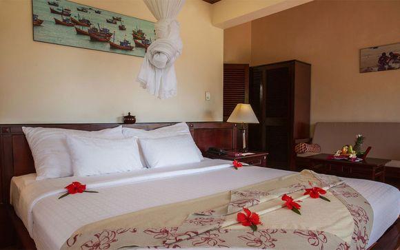 Mui Ne - Hotel Victoria Phan Thiet 5* (o similare)