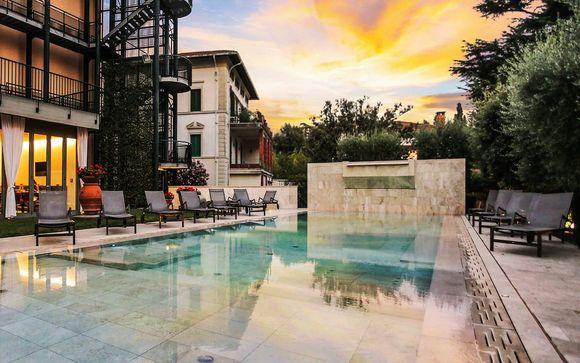 Relax a 4* nel cuore di Montecatini Terme