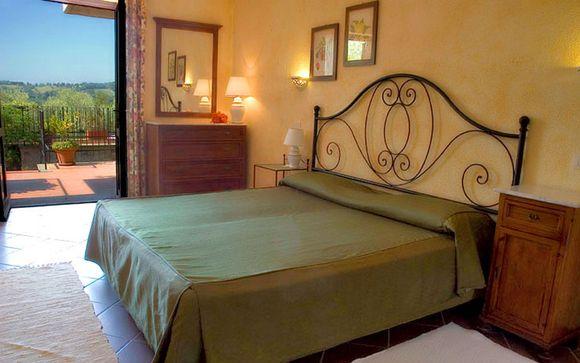 Hotel Resort Antico Casale di Scansano 4*