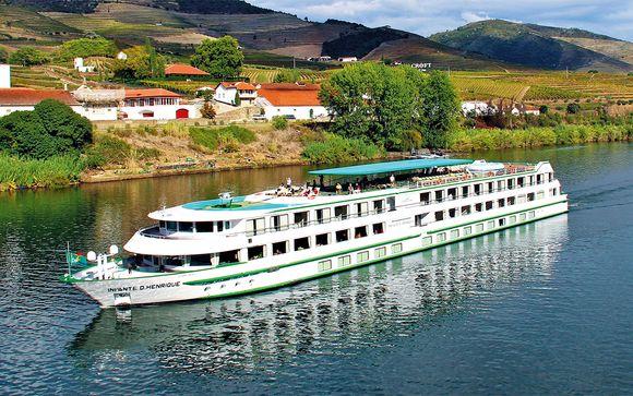 La nave - M/n Infante Don Henrique