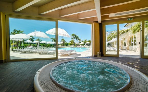 Chervò Golf Hotel spa & Resort San Vigilio 4*