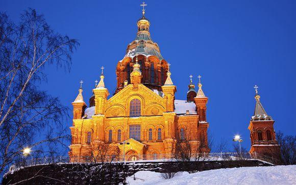 Alla scoperta di Stoccolma, Tallinn, Helsinki