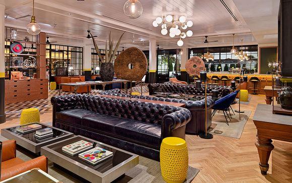 Hotel H10 Metropolitan 4* Superior