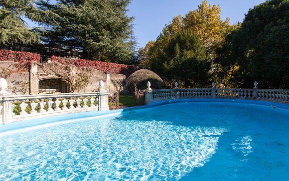 Hotel Villa Porro Pirelli 4*