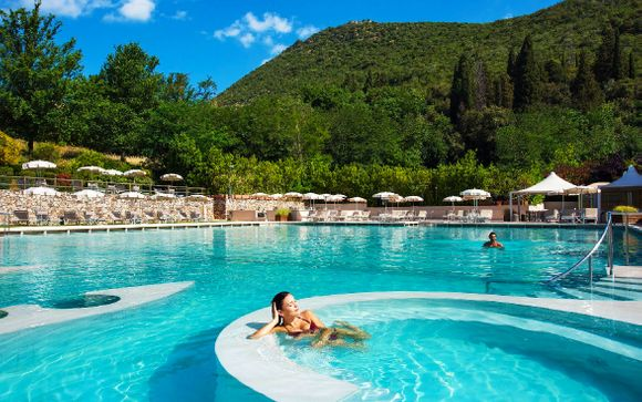 Grotta Giusti Resort Golf & spa 4*