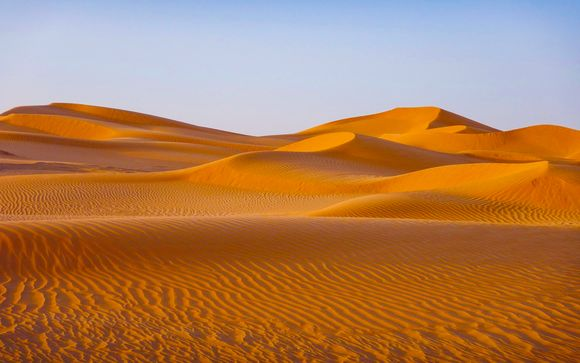 Le meraviglie dell'Oman