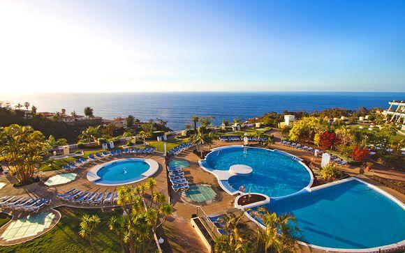 Hotel La Quinta Park Suites & Spa 4*