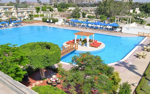 Il Cairo -  Pyramids Park Resort 4* o similare