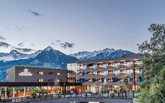 Il Rosengarten 4*S Schenna Resort - Adults Only