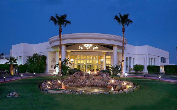 Hilton Waterfalls 4*
