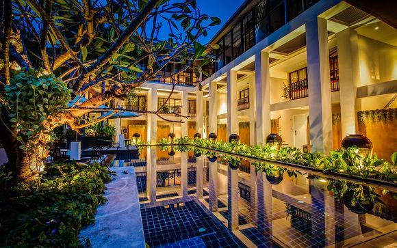 Phuket - Manathai Surin Phuket 4*