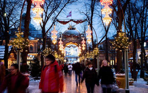 La magia del Natale a Copenhagen
