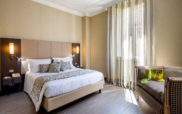 L'Hotel Savoy Roma 4*