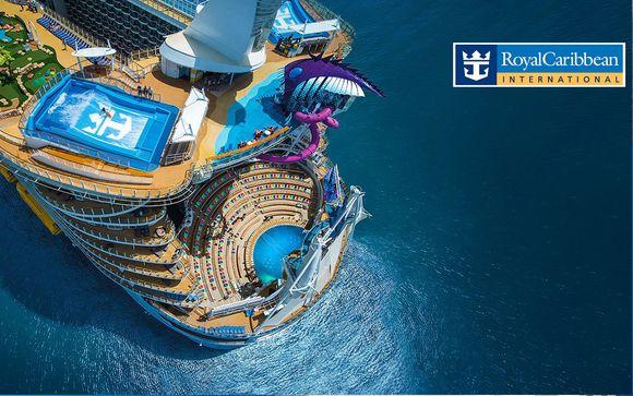 Washington Park Hotel South Beach 4* & Crociera ai caraibi a bordo di Symphony of the Seas