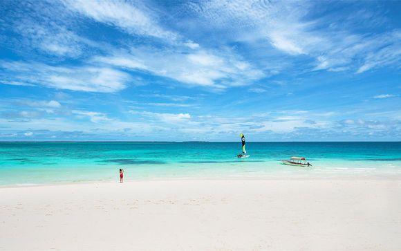 Sandies Baobab Beach Zanzibar