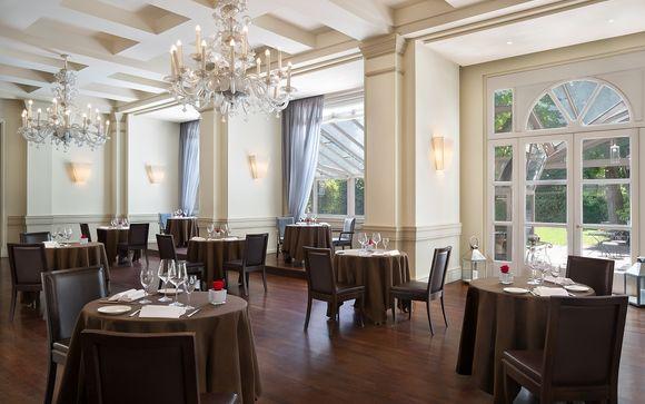 L'Hotel Sina Villa Medici 5*