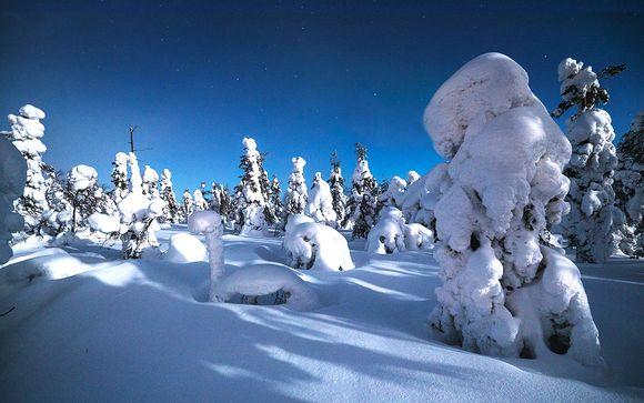 L'incanto della Lapponia Finlandese