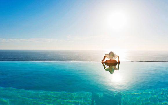 Relax esclusivo in spa resort 5* fronte mare