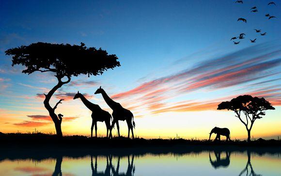 Pinewood Beach Resort and Spa 4* & Safari